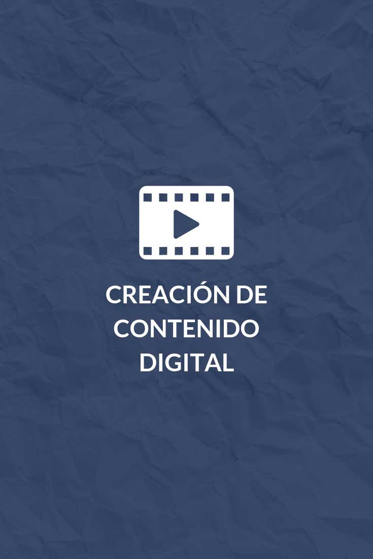 creación de contenido digital