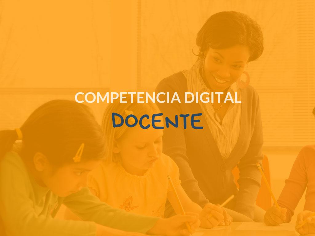 Competencia Digital Docente2