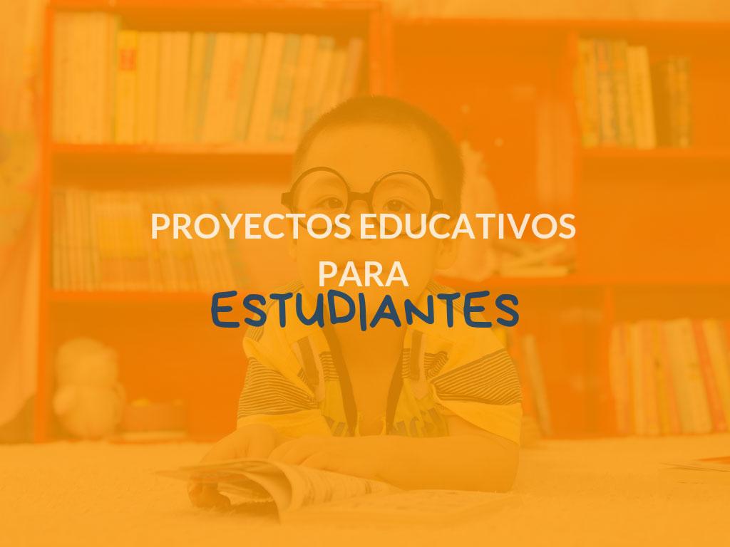 Proyectos educativos para estudiantes