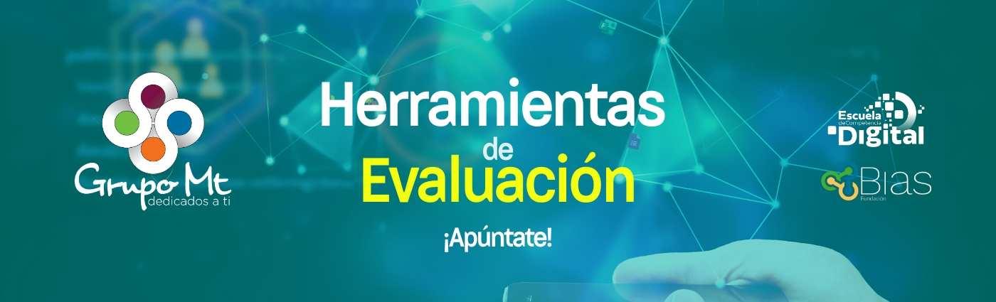 herramientas evaluacion