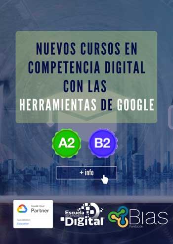 Cursos sobre herramientas google